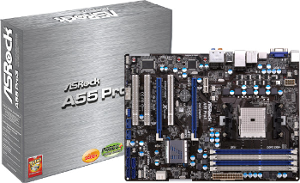 ASRock, Asus et Gigabyte dévoilent leurs cartes mères d'entrée de gamme pour Llano A55_pr10