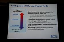 Les détails de l'architecture Ivy Bridge d'Intel Idf-2010