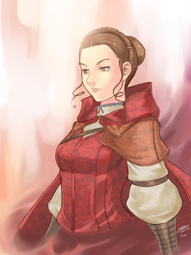 Vermilion Emperor Kouzai's Character List Comm_c10
