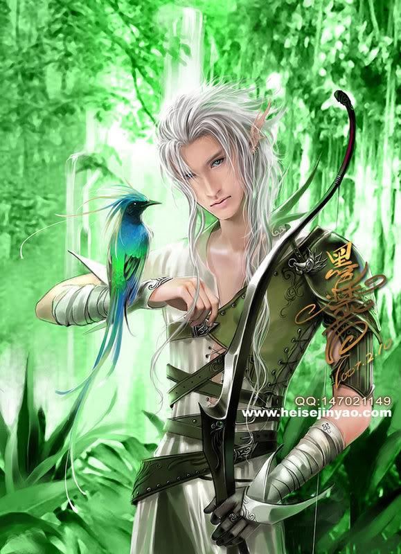 Vermilion Emperor Kouzai's Character List Envoy10