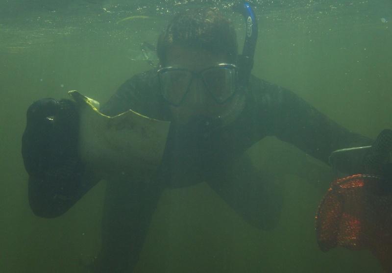 Plongée en apnée sur la rivière Petite-Nation – 24 juillet 2011 1010