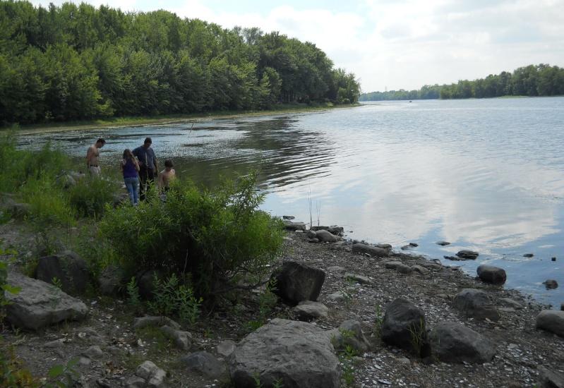 Rapport de plongée - Rivières des Milles-Isles/Laval - 4 août 2011 112