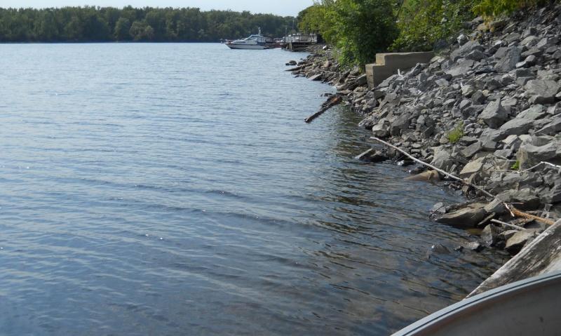 Rapport de plongée - Rivières Gatineau et des Outaouais - Premier septembre 2011 115