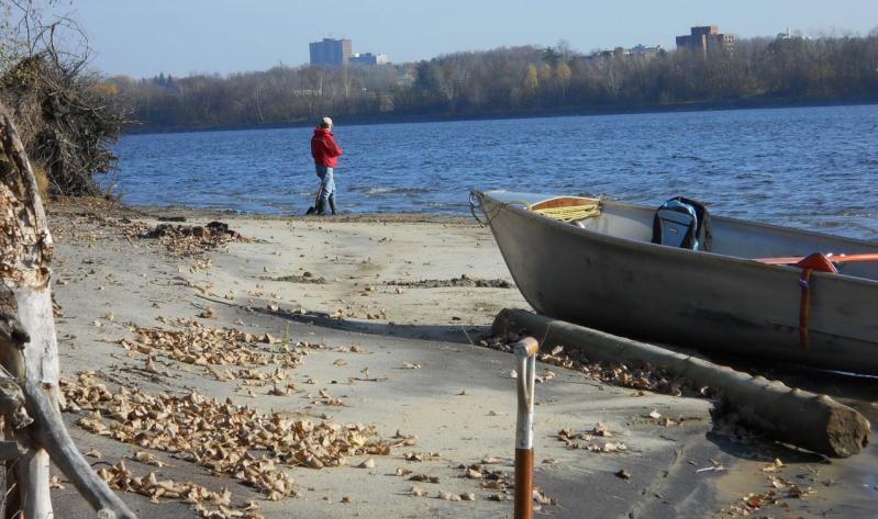 """Rapport de """"prospection"""" - Île Kettle (Rivière des Outaouais), Québec - 7 novembre 2011 118"""