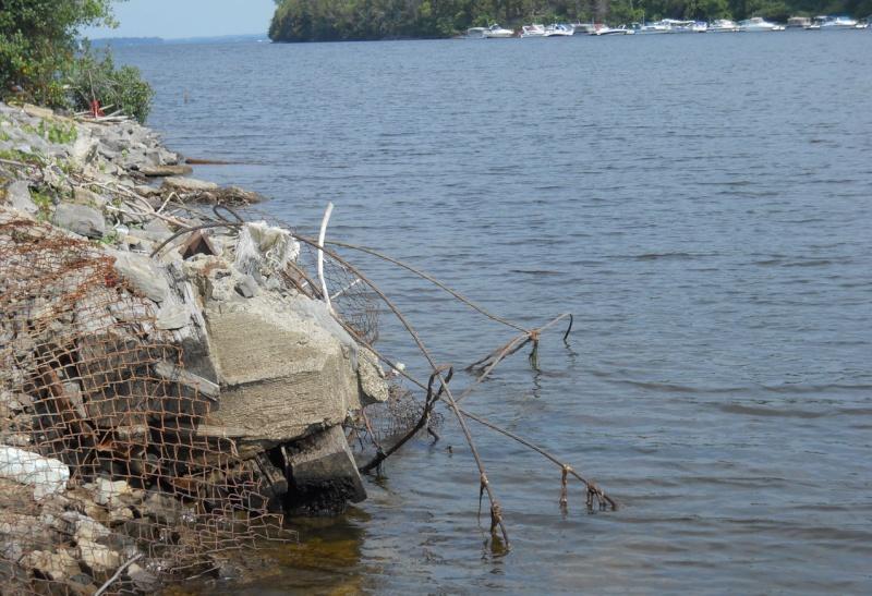 Rapport de plongée - Rivières Gatineau et des Outaouais - Premier septembre 2011 214
