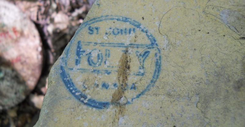 """Rapport de """"creuse"""" - Dompe de St-Ours, Québec - 18 septembre 2011 215"""