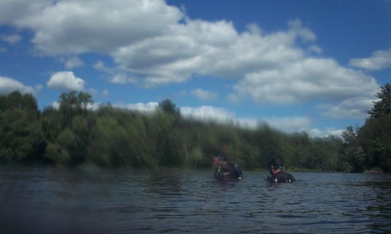 Plongée en apnée sur la rivière Petite-Nation – 24 juillet 2011 2610