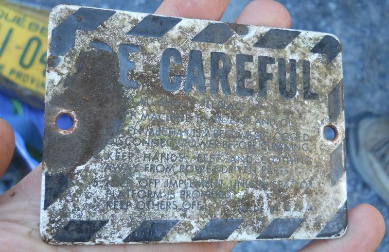 """Rapport de """"creuse"""" - Dompe de St-Ours, Québec - 18 septembre 2011 3811"""
