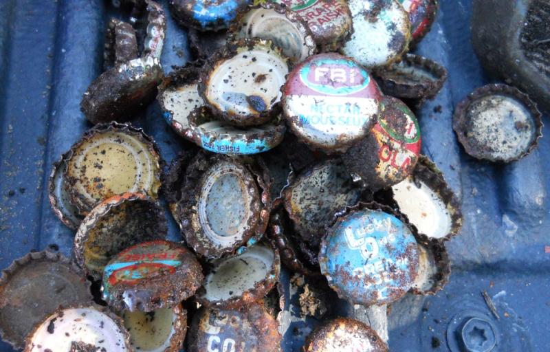 """Rapport de """"creuse"""" - Dompe de St-Ours, Québec - 18 septembre 2011 3911"""