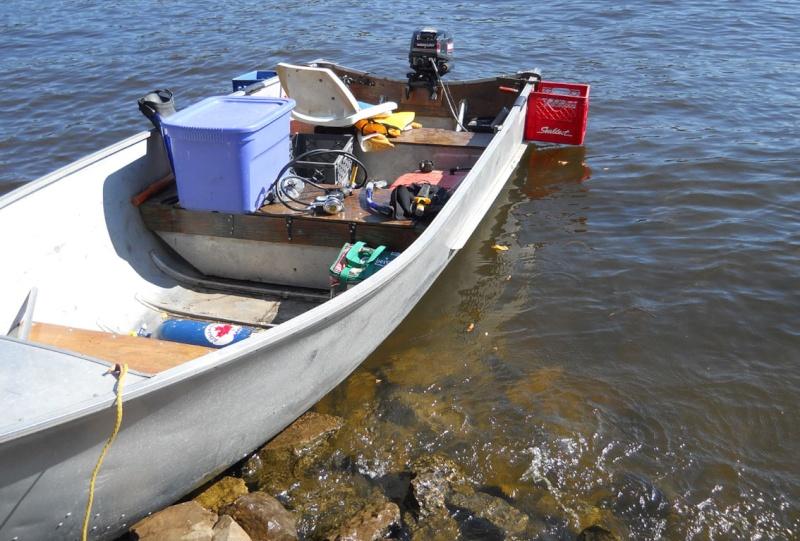 Rapport de plongée - Rivières Gatineau et des Outaouais - 25 septembre 2011 417