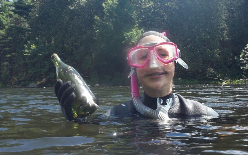 Plongée en apnée sur la rivière Petite-Nation – 24 juillet 2011 610