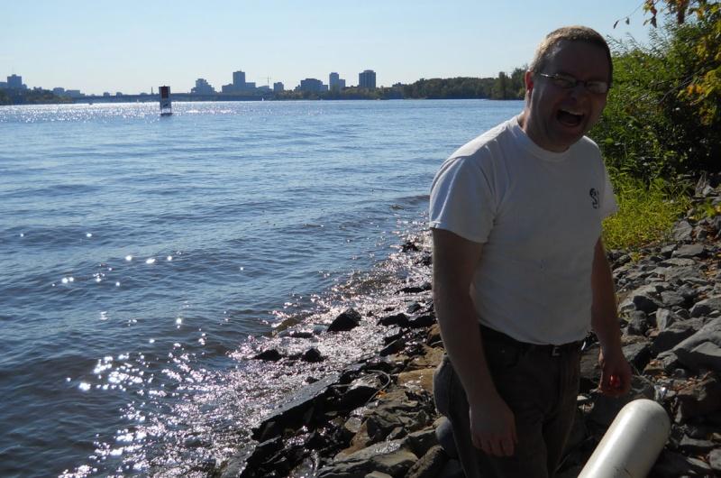 Rapport de plongée - Rivières Gatineau et des Outaouais - 25 septembre 2011 616
