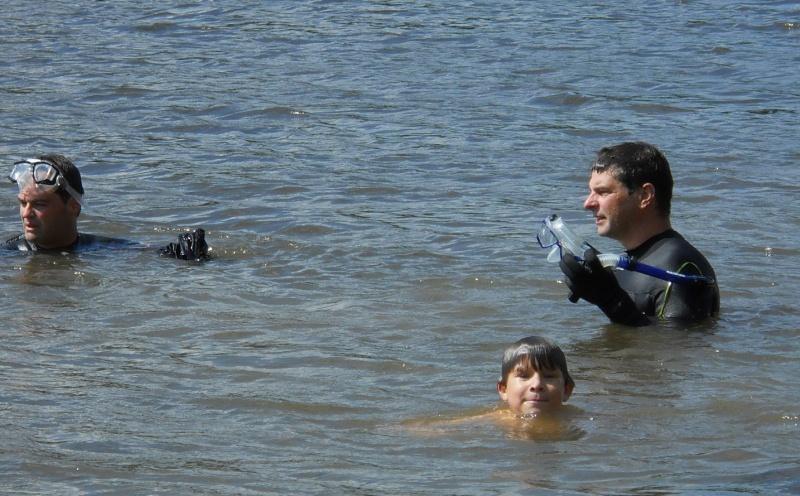 Rapport de plongée - Rivières des Milles-Isles/Laval - 4 août 2011 911