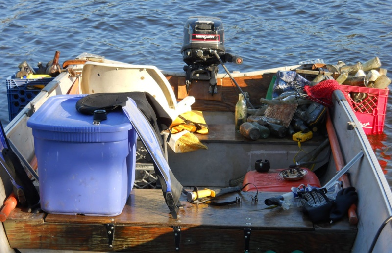 Rapport de plongée - Rivières Gatineau et des Outaouais - 25 septembre 2011 916
