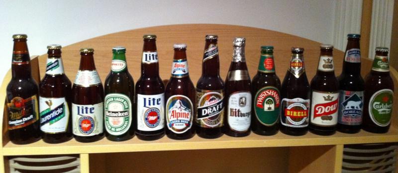 colection de biere ancienne non debouchée.. Bieres11