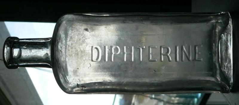 Diphterine du Dr. N. Lacerte / Lévis PQ / BIMAL Diphte11