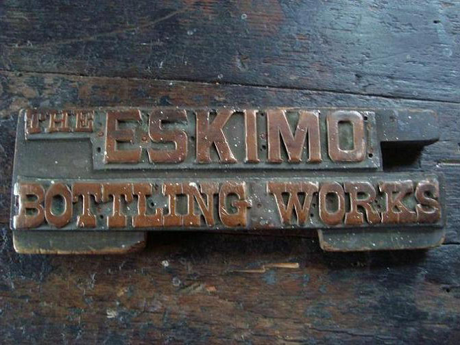 estampe the eskimo bottling works Estamp10