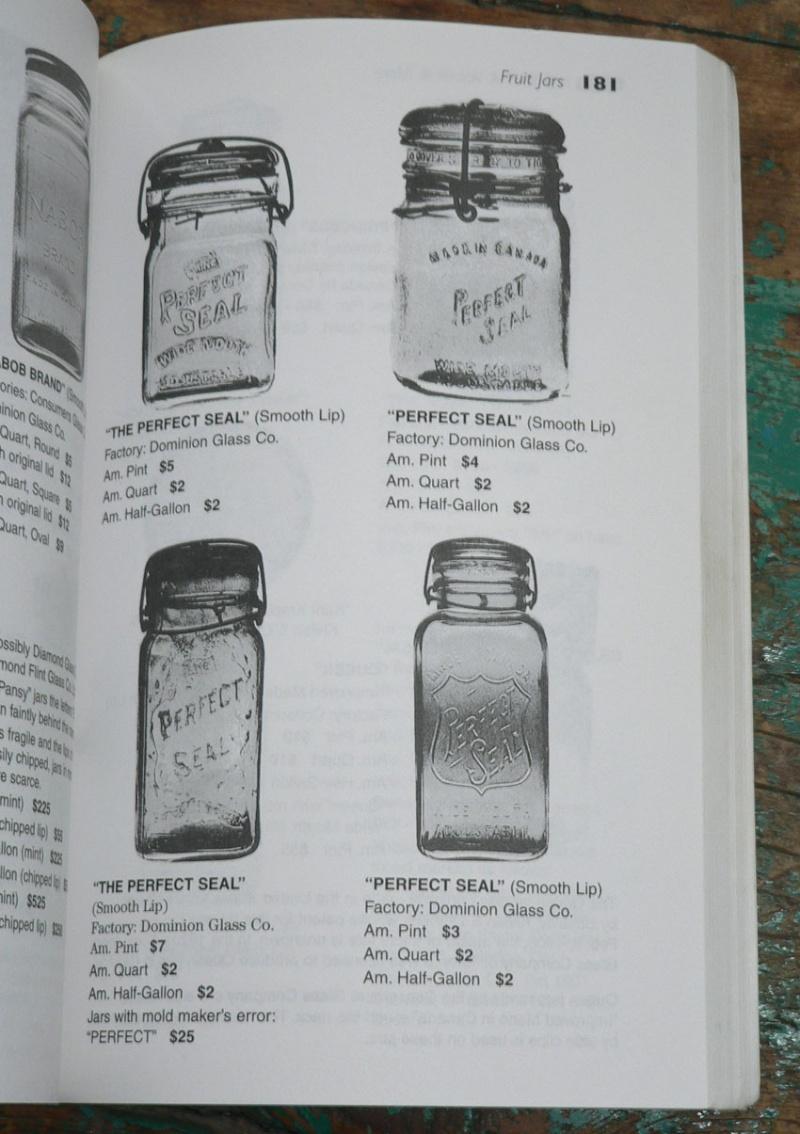 Livre 'Unitt's / Bottles & values & more' - livre de référence sur les bouteilles du Canada Livre310
