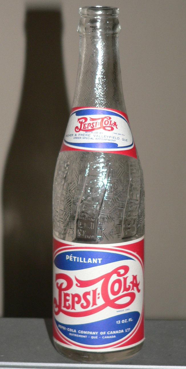 Petite dompe découverte Pepsi410