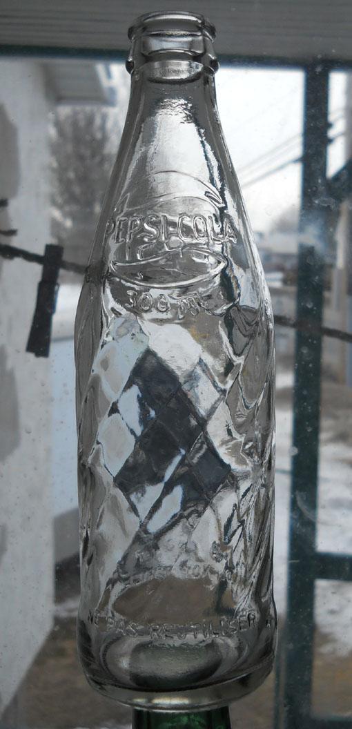 Pepsi-Cola non refilabe Pepsin10