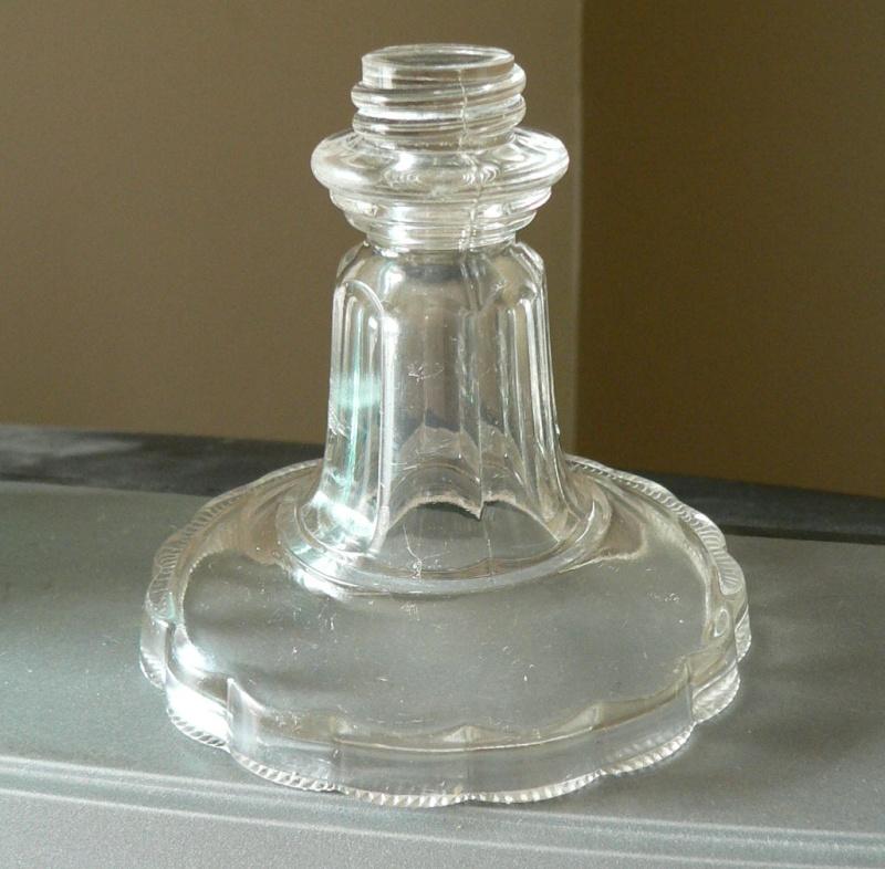 Pied de lampe à l'huile Pied-d10