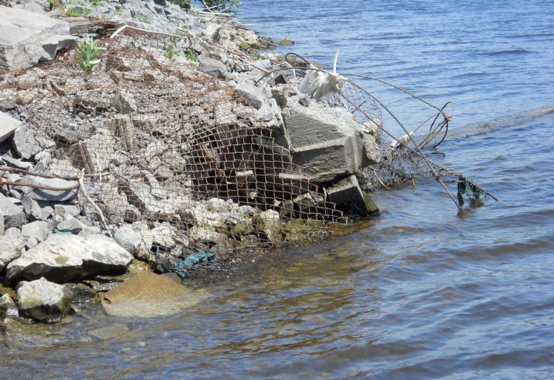 Rapport de plongée - Rivières Gatineau et des Outaouais - 21 Juillet 2011 Plonga12