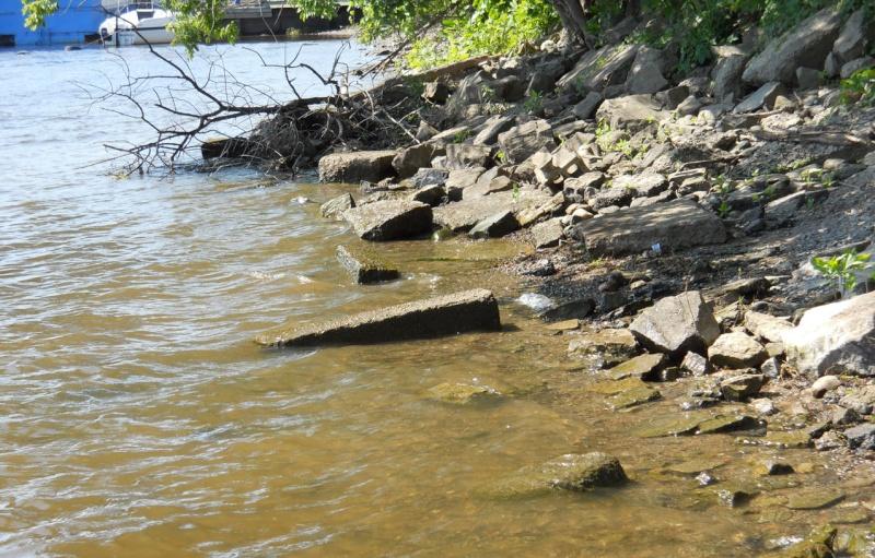 Rapport de plongée - Rivières Gatineau et des Outaouais - 21 Juillet 2011 Plonga18