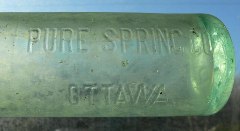 Bouteille aqua ABM 'Pure Spring - Ottawa' Pure-s11