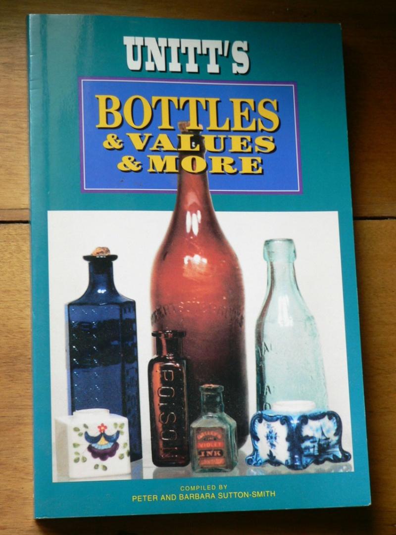 quels sont les price guide les plus complet sur les bouteille de biere , liqueuer , pot et les bouteille alimentaire et aussi ou je puis me les procuré. MERCI D'AVANCE  Unitt10