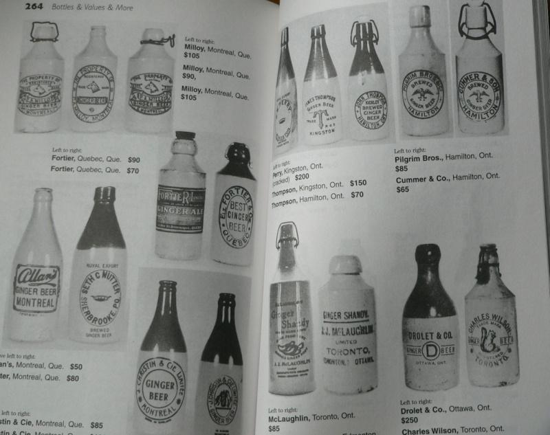 quels sont les price guide les plus complet sur les bouteille de biere , liqueuer , pot et les bouteille alimentaire et aussi ou je puis me les procuré. MERCI D'AVANCE  Unitt310