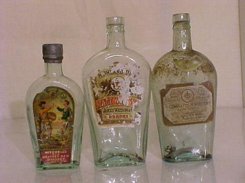 Bouteille de Gin?? Whiske10
