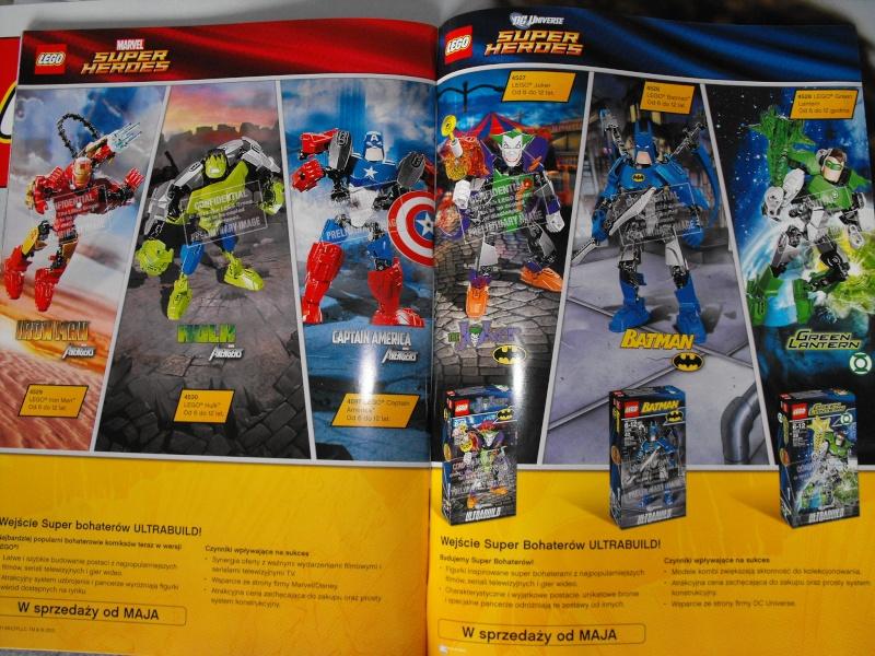 [Figurines] LEGO dévoile les nouvelles figurines DC & Marvel - Page 6 61249510