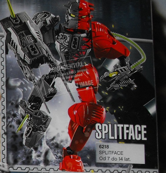 [Figurines] Les Hero Factory 2012 se dévoilent : Images préliminaires - Page 4 Splitf10
