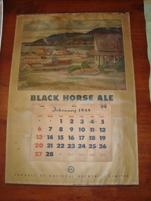 calendriers black horse Calend11
