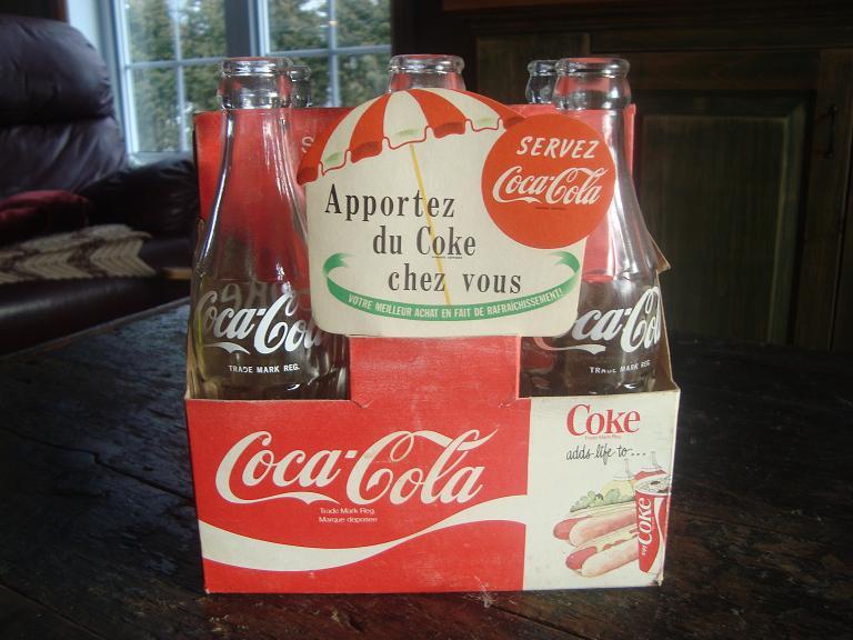 6 pack coca cola Dsc02132