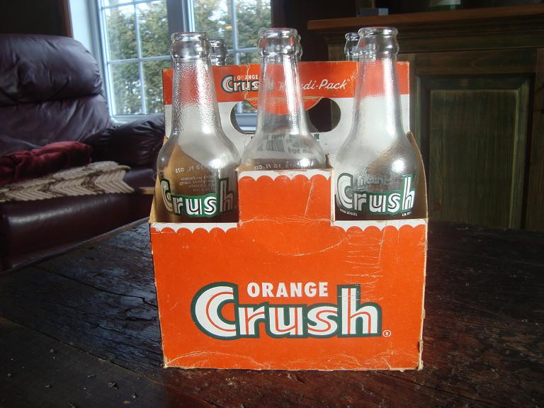 6 pack orange crush Dsc02143