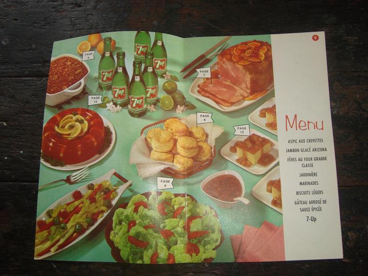 livre de recette 7up des années 50 Dsc03012