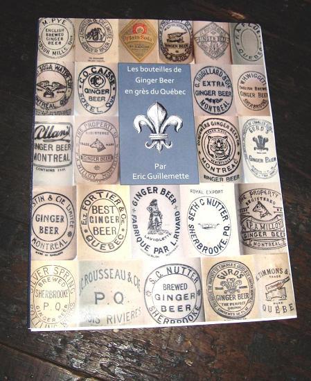 le livre Les bouteilles de ginger beer en grès du québec Dsc04113