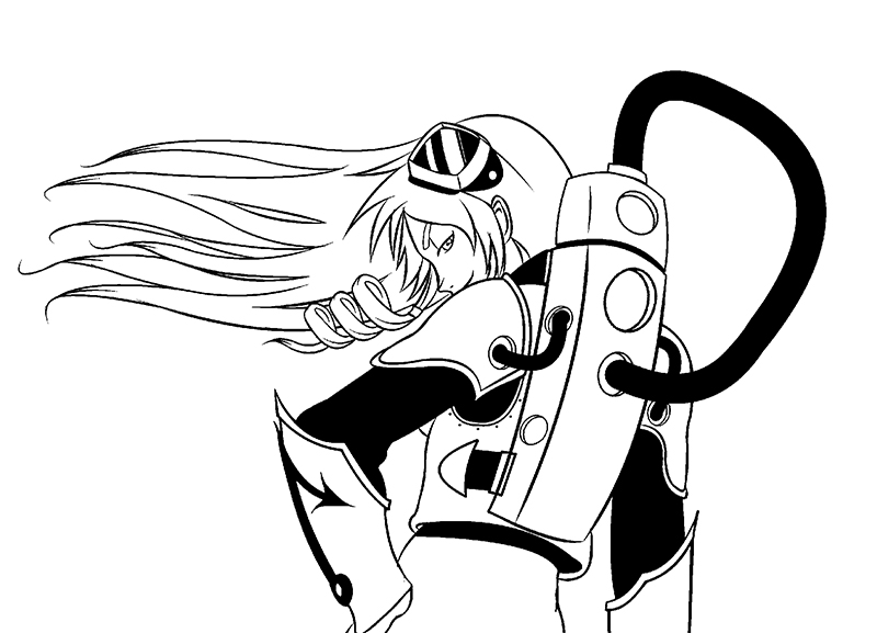 Concours de dessin Ankama Teste_10