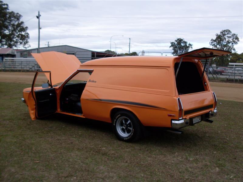 Caboolture show Orange13
