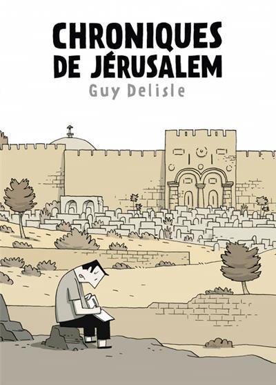 Chroniques de Jérusalem , Guy Delisle Chroni10