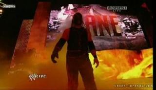 Kane masked : entrance + micro. Normal34