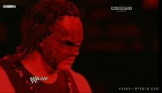 Kane masked : entrance + micro. Normal42