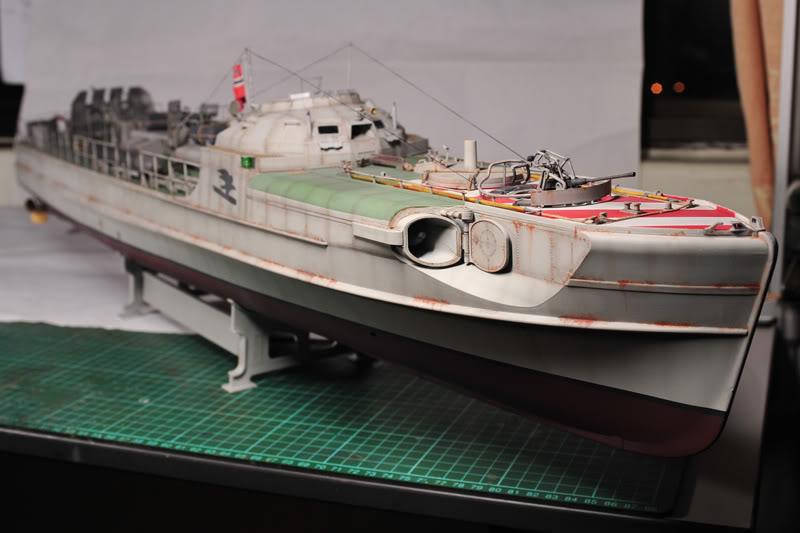 schnellboot S100 italeri _dsc9510
