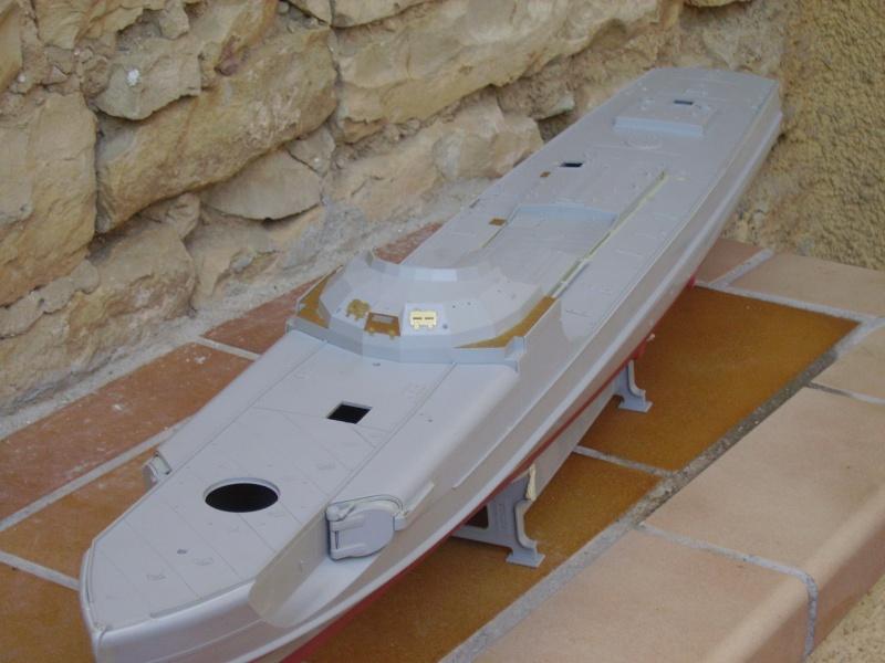 schnellboot S100 italeri Imgp0457