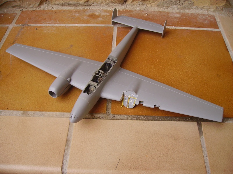 messerschmitt Bf 110 C dragon 1/32 Imgp0531