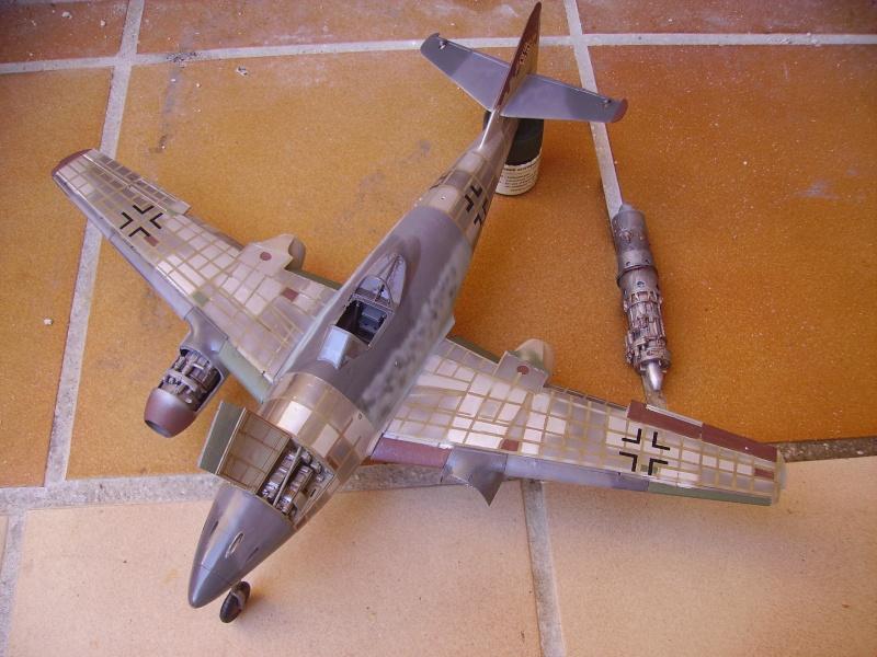 messerschmitt Me 262 1/32 Imgp0536