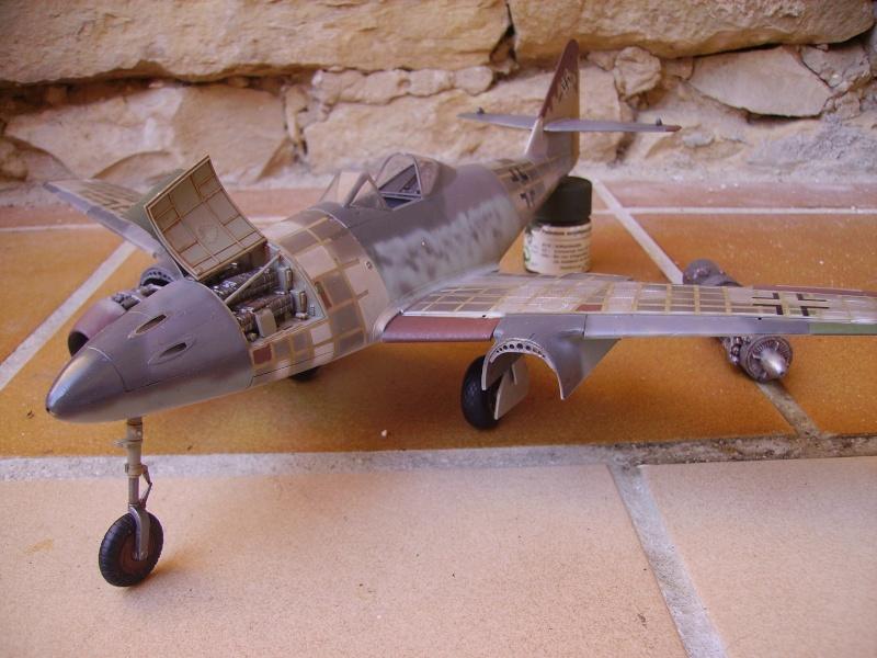 messerschmitt Me 262 1/32 Imgp0537