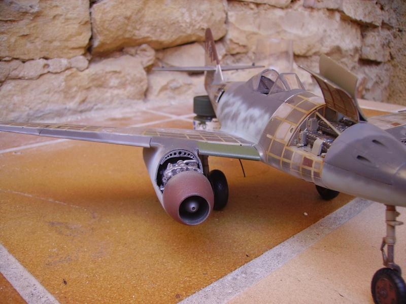 messerschmitt Me 262 1/32 Imgp0538