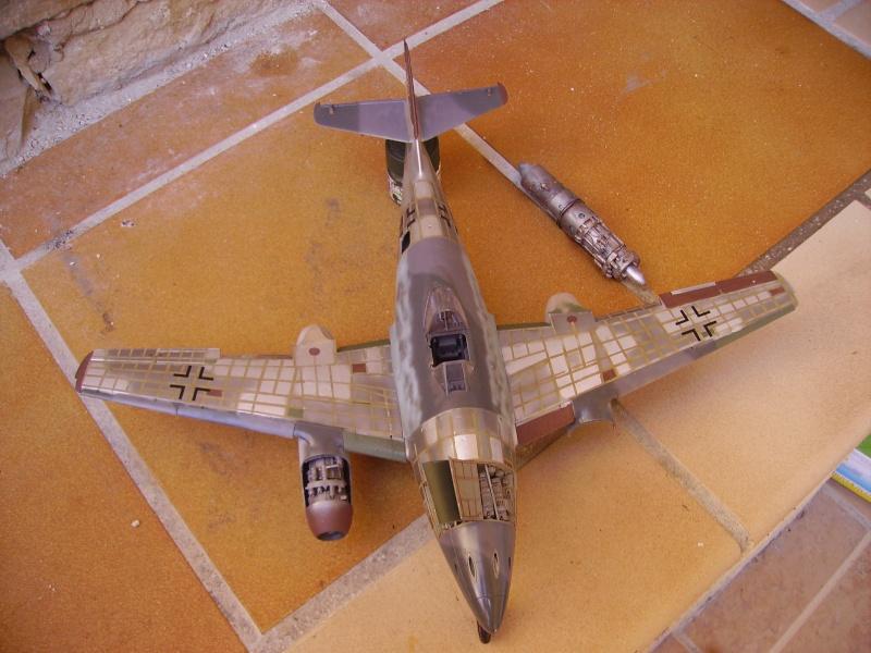 messerschmitt Me 262 1/32 Imgp0539